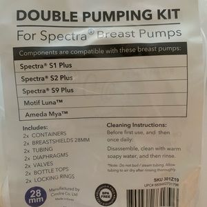 Brand new double pumping kit for Spectra